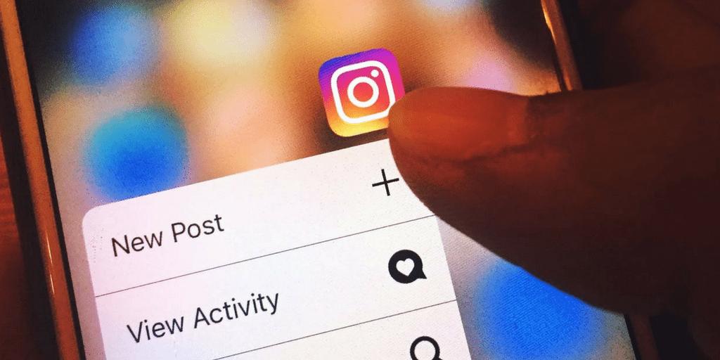 آموزش گذاشتن پست در اینستاگرام