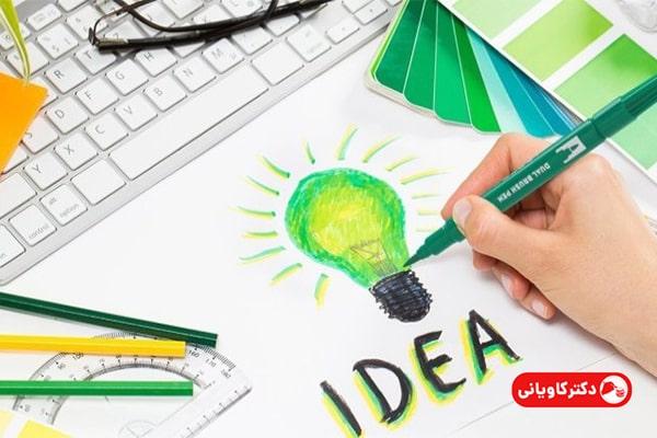 کسب و کار با سرمایه کم و طراح گرافیک