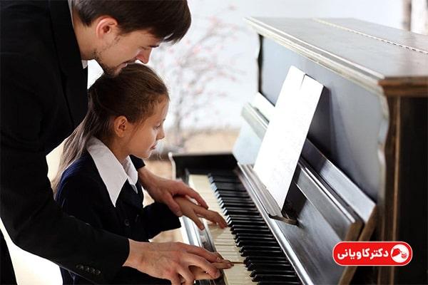 کسب و کار با سرمایه کم و آموزش موسیقی