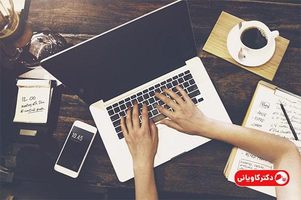 نوشتن اخبار یکی از کسب و کار اینترنتی موفق