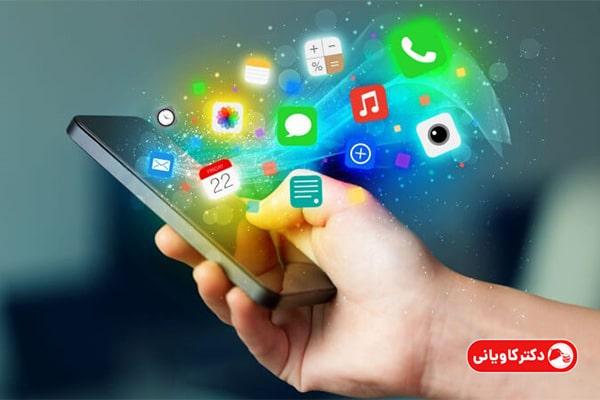 ساخت اپلیکیشن از انواع مدلهای کسب و کار اینترنتی