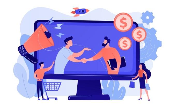 مهارت های پردرآمد- همکاری در فروش